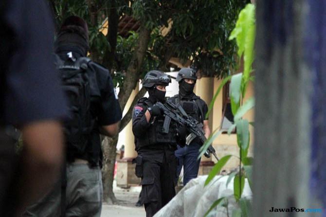 Rapat Tertutup, DPR-Pemerintah Kebut Bahas Revisi UU Antiterorisme