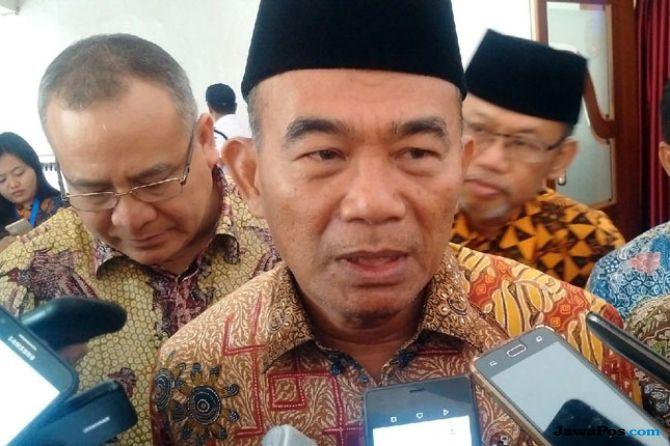 Menteri Pendidikan dan Kebudayaan Republik Indonesia Muhadjir Effendy