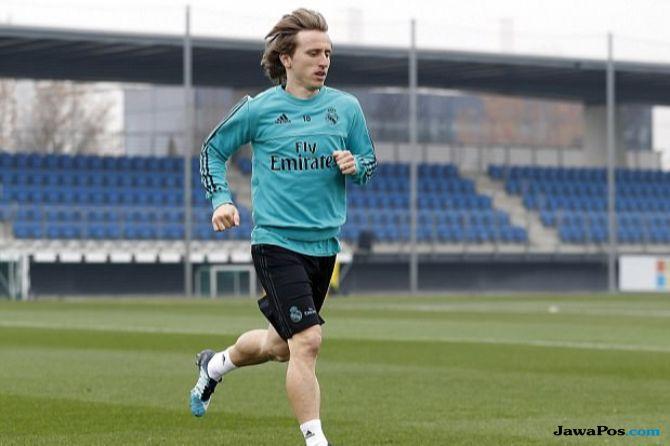 Bursa transfer pemain, Inter Milan, Real Madrid, Luka Modric, 750 juta euro