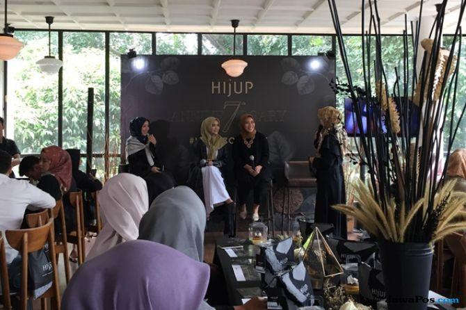 HIJUP 7th Anniversary, hijup, anniversary hijup, busana muslim, modest wear,