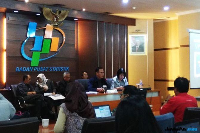 Rekor Tahun Ini, Indonesia Catat Deflasi 0,05 Persen