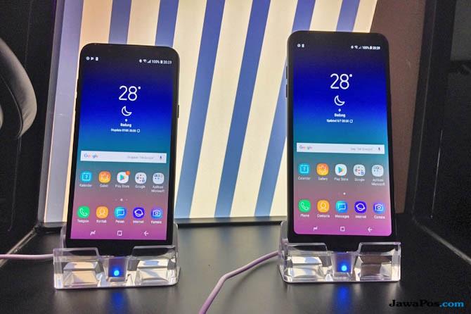 Spesifikasi Dan Harga Samsung Galaxy A6 Dan A6 Gaurani