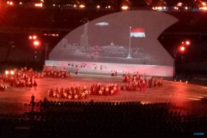 Asian Para Games 2018, INAPGOC, Kemenpora, Indonesia, Joko Widodo