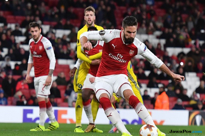 Respons Positif Arsenal Usai Dikalahkan Man United, BATE jadi Korban