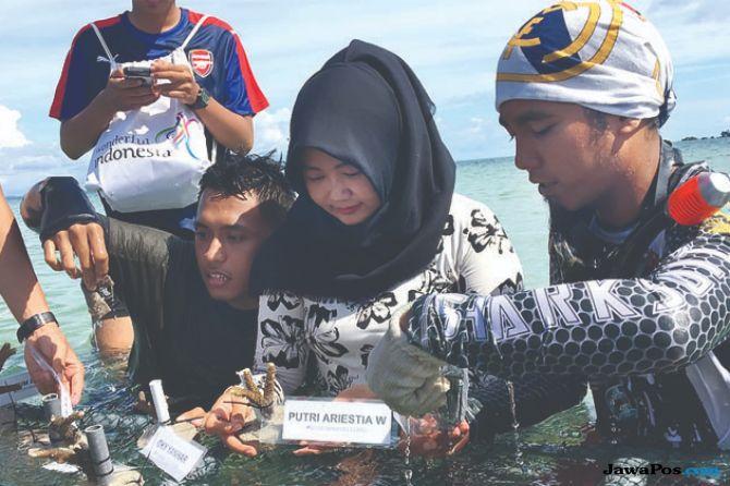 Revitalisasi Wisata Bahari Desa Mapur