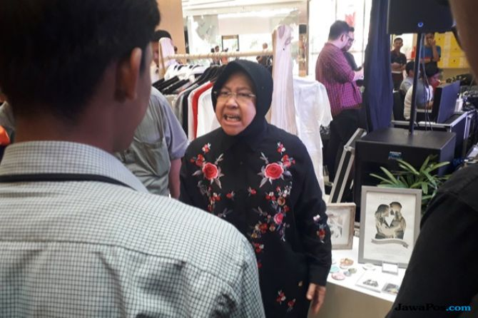 Risma Lontarkan Kritikan Pedas ke Komunitas Tata Rupa Prime