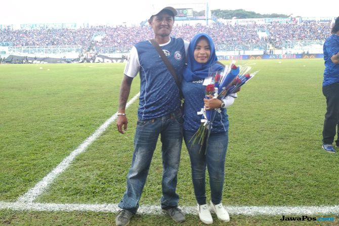 Aremania, Arema FC, Persebaya Surabaya, Stadion Kanjuruhan