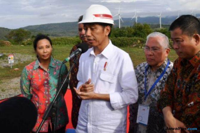 Rupiah Anjlok, Jokowi Minta Pertamina Borong Minyak dari Dalam Negeri
