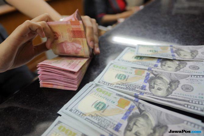 Rupiah Kian Anjlok, Kemenkeu: Dampak ke Anggaran Terus Dipantau