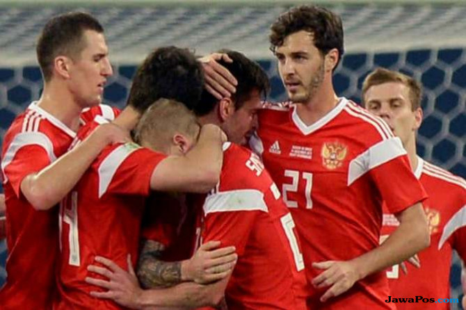 Piala Dunia 2018, Rusia, Arab Saudi