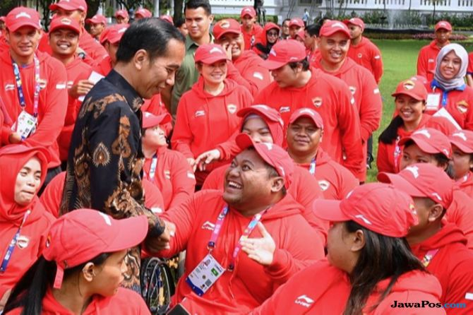 Asian para Games 2018, Inapgoc, Joko Widodo, Jokowi
