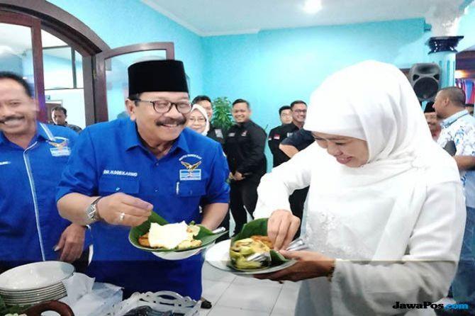 Sama Dengan TGB, Pakde Karwo Juga Dukung Jokowi di Pilpres 2019