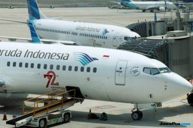 Sambut IMF, Garuda Indonesia Tambah Seat Penerbangan ke Bali