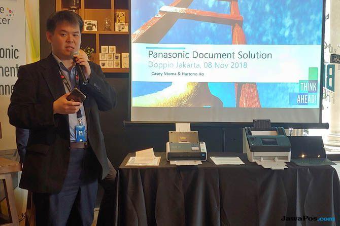 Panasonic Scanner, Panasonic KV-N1058X, Panasonic KV-S1037X