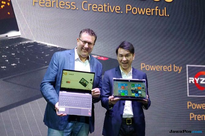 HP Envy x360, laptop HP terbaru, laptop hybrid Hp