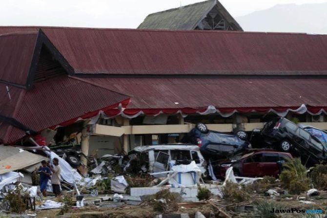 Gempa Palu, Gempa Sulawesi Tengah, Atlet Jatim, Paralayang, Hotel Roa Roa