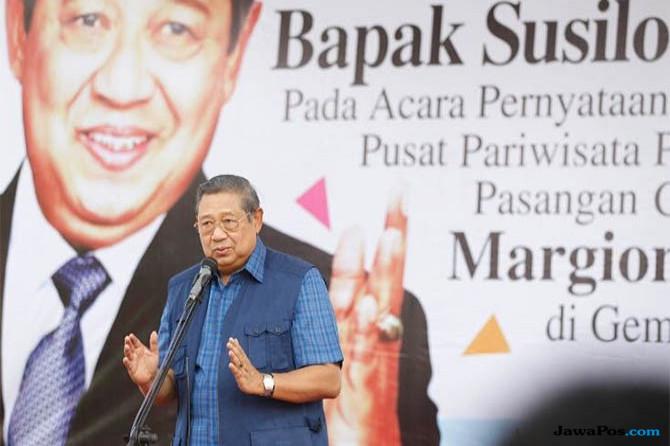 SBY: Budhe Khofifah Mampu Memimpin Jawa Timur