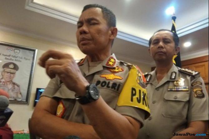 Sebut Embun, Kapolda Bantah Ada Asap Selimuti Kota Palembang
