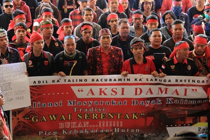 Sebut Gawai Pemicu Kebakaran, Sutopo Purwo Nugroho Terancam Hukum Adat