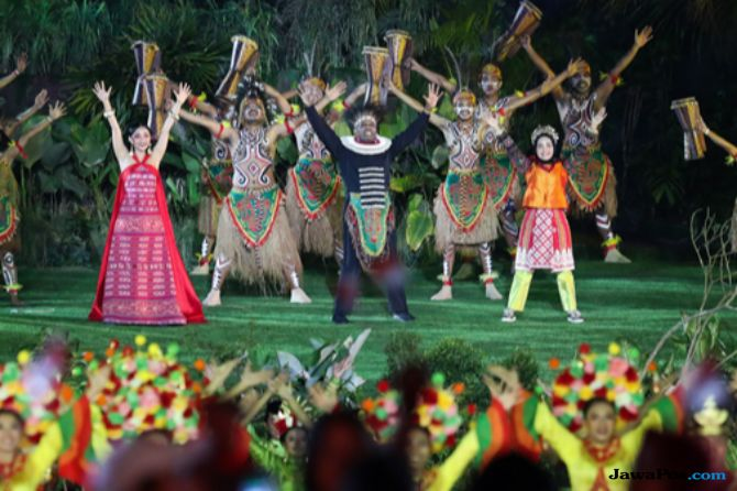 Sederet Penyanyi Kumandangkan Keragaman Indonesia Melalui Lagu Daerah