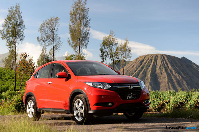 Segmen SUV Honda Laris, 5 Bulan Pertama 2018 Penjualan Meningkat 79%