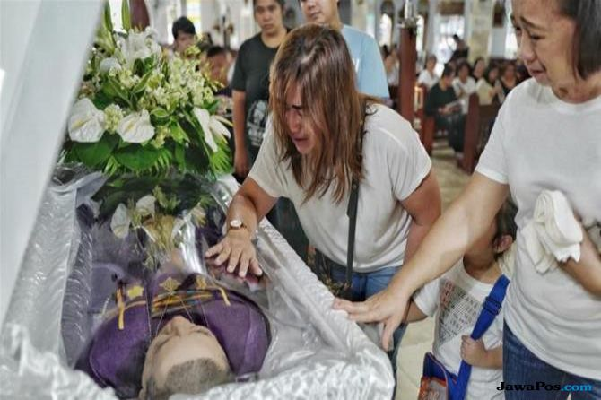 Sejumlah Imam Katolik Akhir-akhir Ini Dibunuh di Filipina