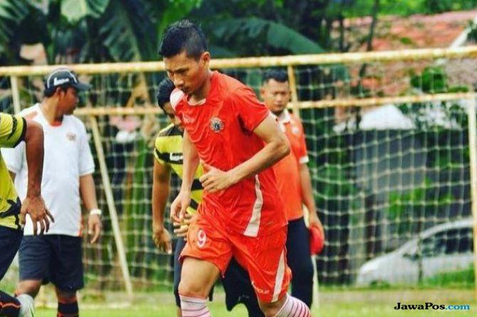 Ismed Sofyan, PSSI, Persija Jakarta, Liga 1 2018