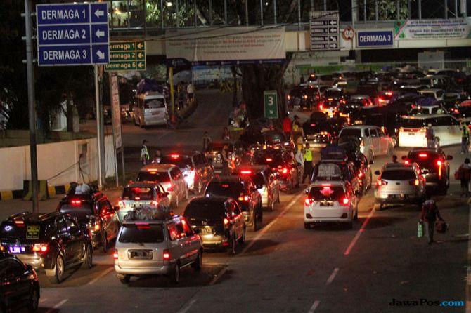 Selama Mudik Lebaran, 563 Ribu Kendaraan Keluar dari Jakarta