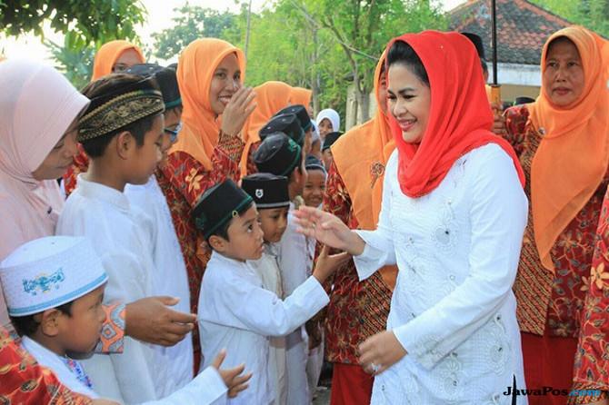 Selaraskan Program Jokowi, Puti Dukung Percepatan JIIPE Gresik
