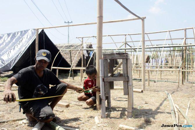 Semangat Korban Gempa Lombok untuk Bangkit dari Bencana