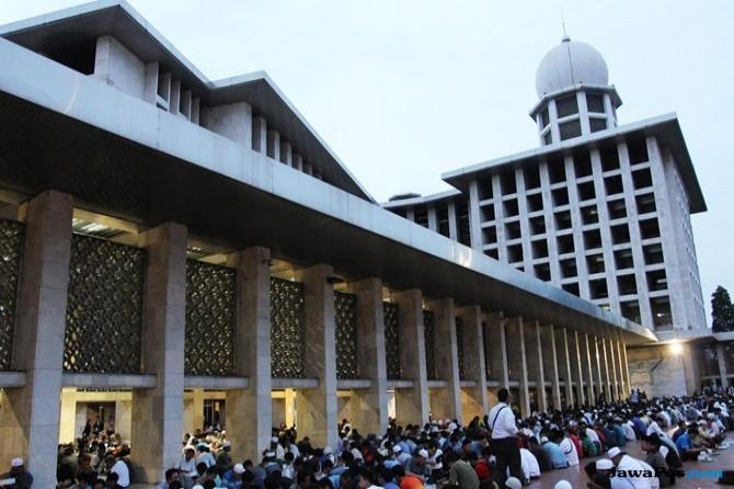 Semarakkan Bulan Suci Ramadan, Masjid Istiqlal Siapkan 17 Program