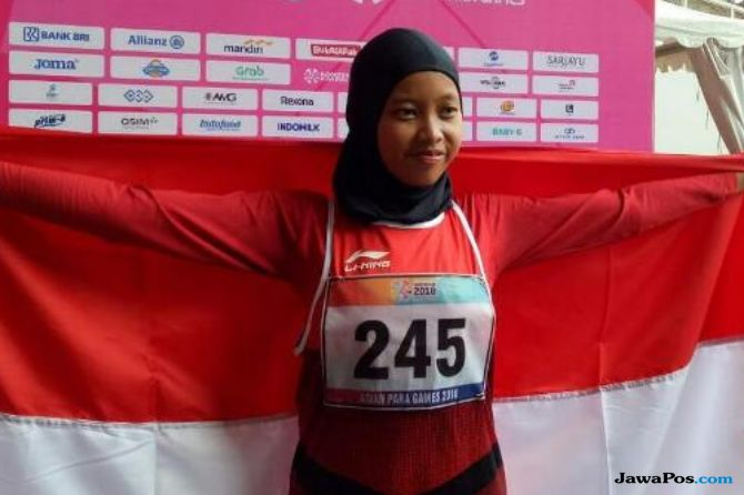 Asian Para Games 2018, INAPGOC, Kemenpora, Indonesia, Karisma Evi Tiarani