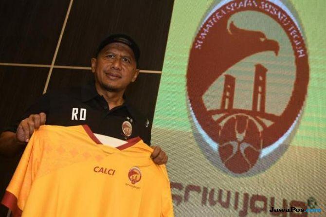 Sriwijaya FC, Rahmad Darmawan, Liga 1 2018,