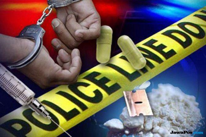 Sempat DPO, Tiga Bandar Narkoba di Tambora Dibekuk Polisi