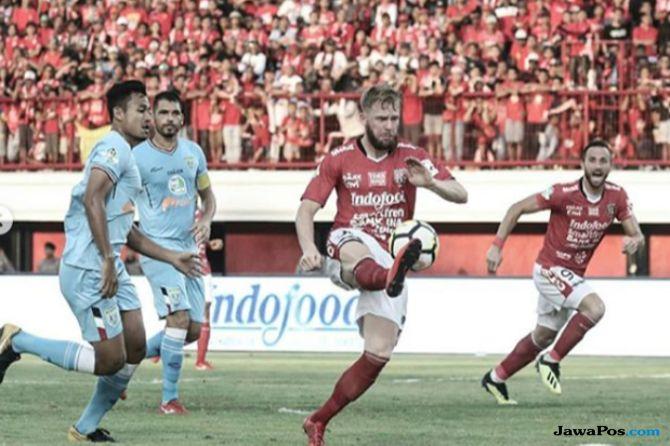 Liga 1 2018, Bali United, Persela Lamongan