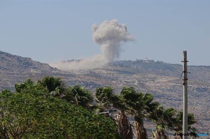 serangan idlib syria, syria serangan udara, syria warga sipil