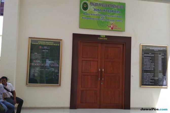 Kades Tegalrejo Serobot Tanah PTPN XII Perkebunan Pancursari Malang