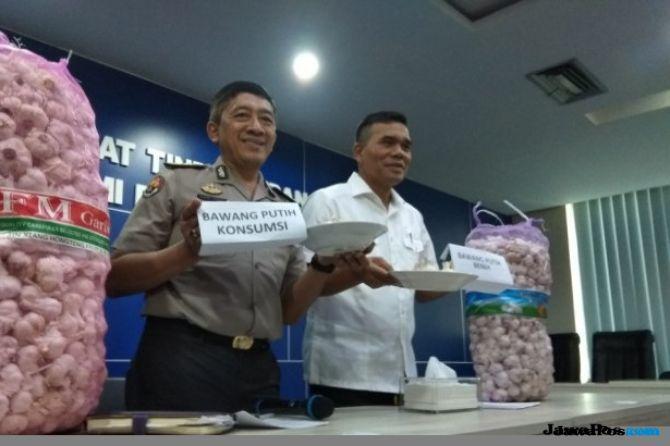 Sesuai Arahan Jokowi, Polri Seriusi Bidik Potensi Korupsi Pertanian