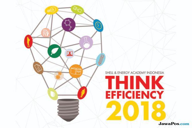 shell, Think Efficiency 2018, shell Think Efficiency