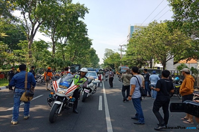 Siaga 1, Kapolda Metro Imbau Masyarakat Agar Tetap Tenang