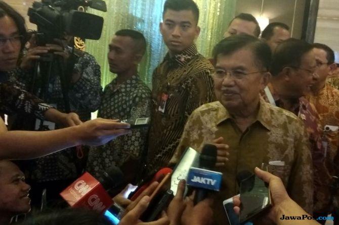Siapa Cawapres Jokowi Berinisial M? Ini Jawaban Nyeleneh JK