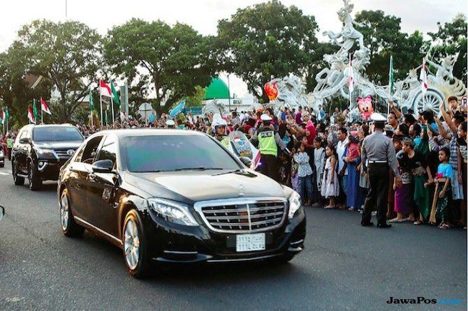 Siapkan Persembahan Istimewa untuk Raja Salman
