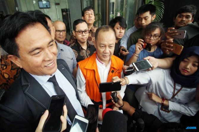 Sidang Lanjutan BLBI, KPK Hadirkan 12 Saksi dari Gajah Tunggal Group