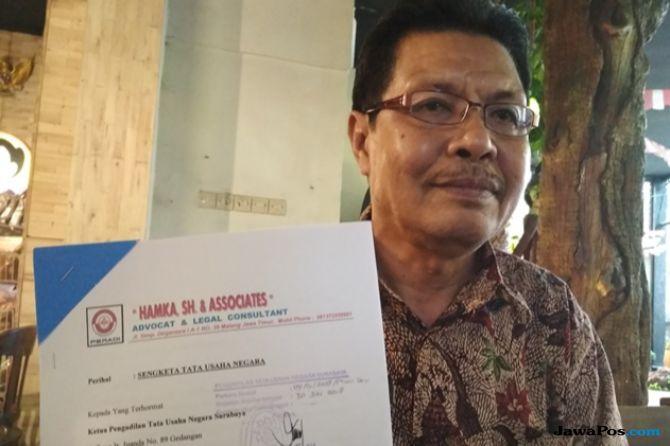 Sidang PTUN, Bupati Limpahkan Kasus ke Bagian Hukum