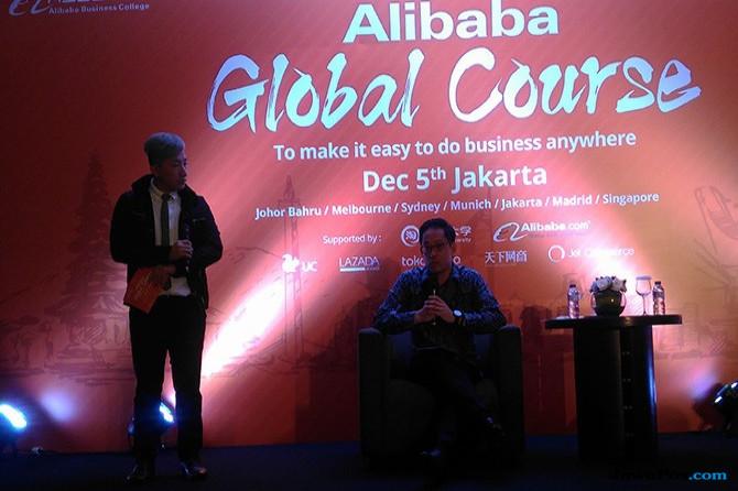 Simak! Cara Alibaba Dukung Pengembangan E-Commerce UMK di Indonesia