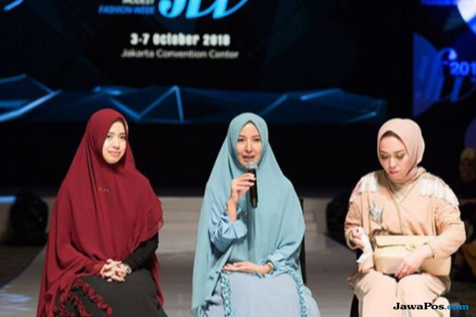 indonesia modest fashion week, imfw 2018, sisesa, modest wear,