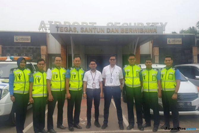 Sistem Keamanan Baru Bandara Soekarno-Hatta Diluncurkan Agustus 2018