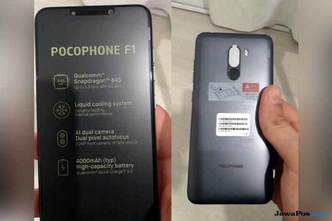 Smartphone Misterius Poco Meluncur 22 Agustus, Spesifikasi Kelas Wahid