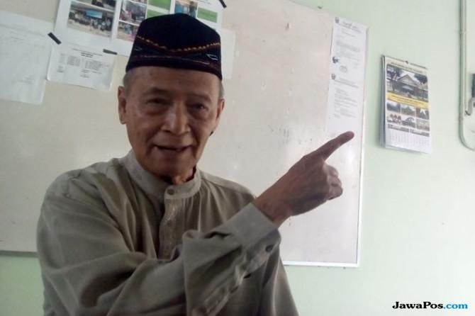 Mantan Ketua PP Muhammadiyah Buya Syafii Maarif