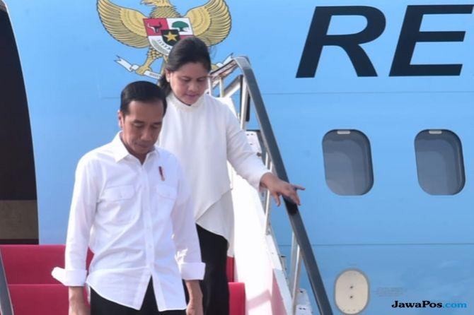 Soal Cawapres, Jawaban Jokowi Singkat dan Tegas